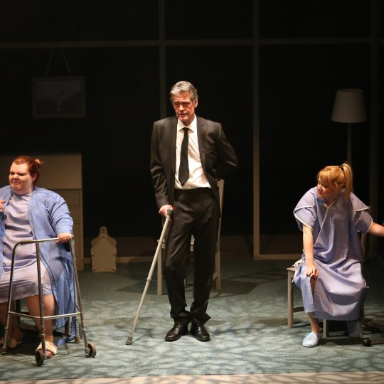 This Might Hurt: an important play about the NHS