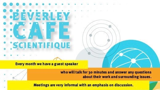 Welcome to Beverley Science Café