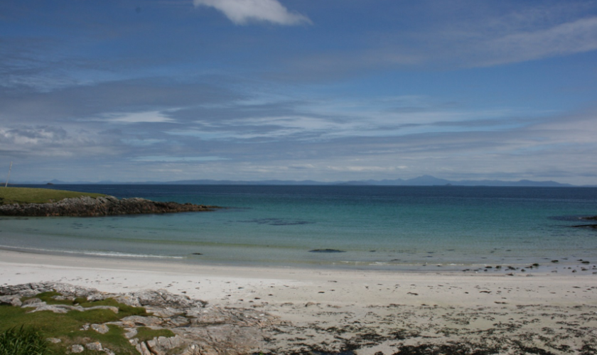 My elective on the Isle of Tiree