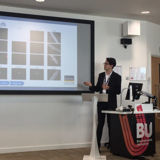 My research journey at Hull York Medical School
