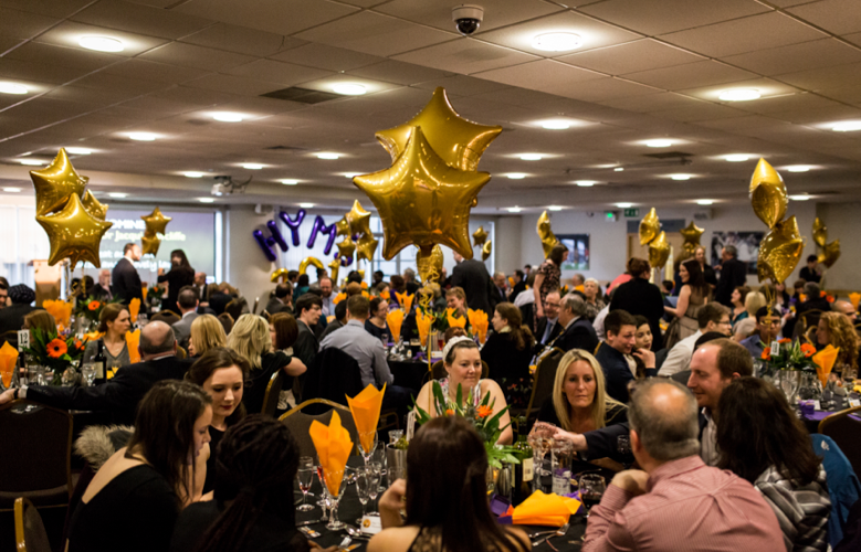 #HYMSAwards Ceremony at KC Stadium was #flawless